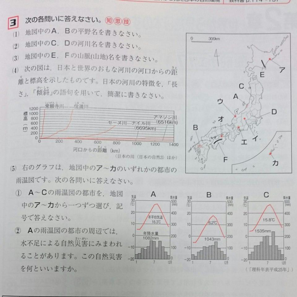 地理 日本のすがた